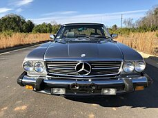 1987 Mercedes-Benz 560SL for sale 100931921