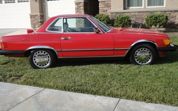 1987 Mercedes-Benz 560SL for sale 100947595