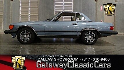 1987 Mercedes-Benz 560SL for sale 100979179
