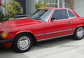 1987 Mercedes-Benz 560SL for sale 100982912