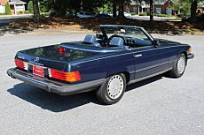 1987 Mercedes-Benz 560SL for sale 100996418