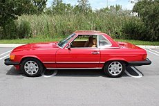 1987 Mercedes-Benz 560SL for sale 101025715