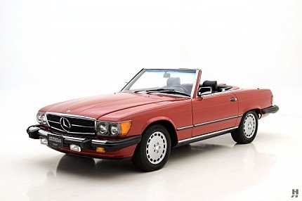 1987 Mercedes-Benz 560SL for sale 101032259