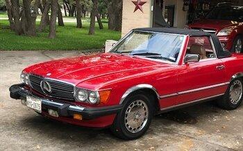 1987 Mercedes-Benz 560SL for sale 101058468