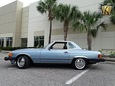 1987 Mercedes-Benz 560SL for sale 101058673