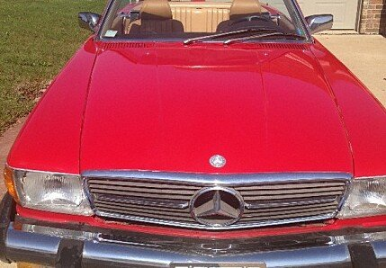 1987 Mercedes-Benz Other Mercedes-Benz Models for sale 100923918