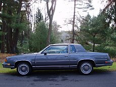 1987 Oldsmobile Cutlass Supreme Brougham Coupe for sale 100800051