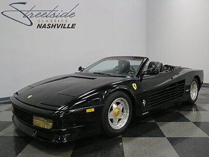 1987 Pontiac Fiero GT for sale 100879119