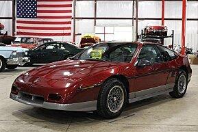 1987 Pontiac Fiero GT for sale 100991877