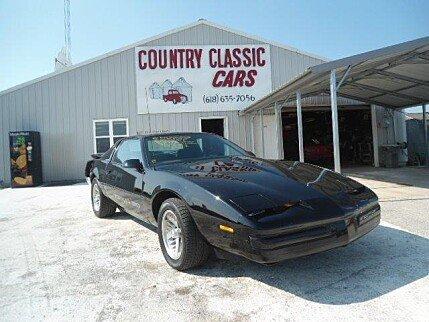 1987 Pontiac Firebird for sale 100748716