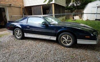 1987 Pontiac Firebird Trans Am Coupe for sale 100893281