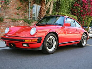 1987 Porsche 911 Carrera Coupe for sale 100873008