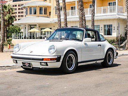 1987 Porsche 911 Targa for sale 100896374
