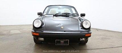 1987 Porsche 911 for sale 100931987