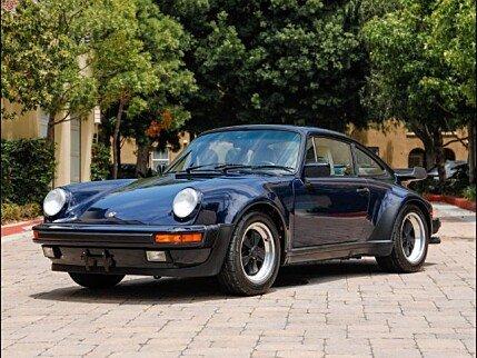 1987 Porsche 911 Turbo Coupe for sale 101000540