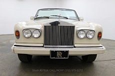 1987 Rolls-Royce Corniche for sale 100839164