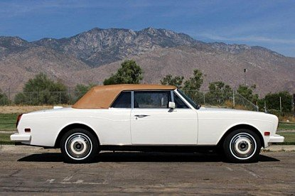 1987 Rolls-Royce Corniche II for sale 100878283