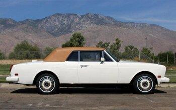 1987 Rolls-Royce Corniche II for sale 100878283