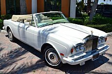 1987 Rolls-Royce Corniche for sale 100880116