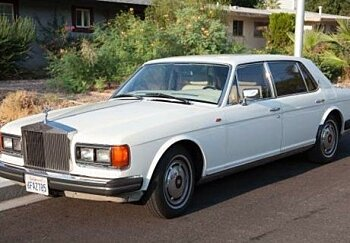 1987 Rolls-Royce Silver Spur for sale 100869218