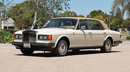 1987 Rolls-Royce Silver Spur for sale 100875752