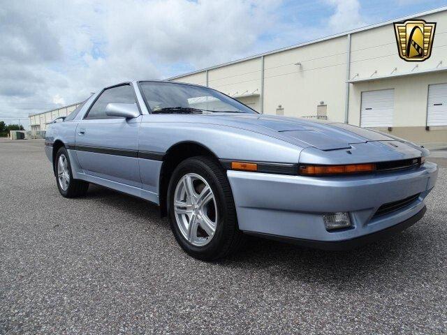 ... 1987 Toyota Supra Turbo For Sale 100979910 ...