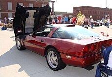 1987 chevrolet Corvette for sale 101011873
