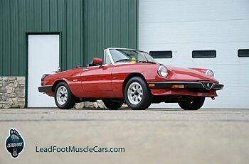 1988 Alfa Romeo Spider for sale 100923722