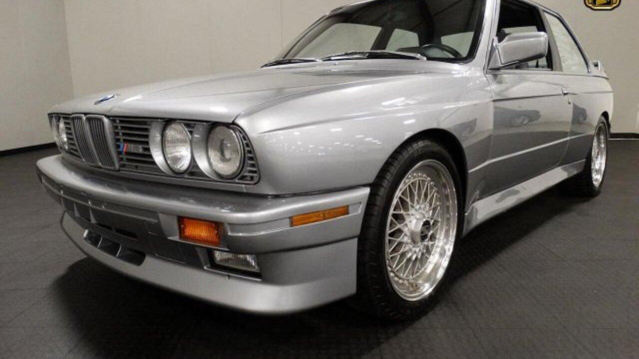 1988 BMW M3 for sale near O Fallon, Illinois 62269 - Clics on ... Bmw M No Import on bmw coupe, bmw sport, bmw m7, bmw 2 series, bmw 540i, bmw z8, bmw 335i, bmw 325i, bmw x4, bmw 135i, bmw 750li, bmw gt, bmw z3, bmw e30, bmw x7, bmw 850 csi, bmw 4 series, bmw x9,