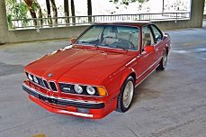 1988 BMW M6 Coupe for sale 100846991