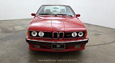 1988 BMW M6 for sale 100892338