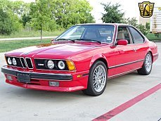 1988 BMW M6 Coupe for sale 101002993