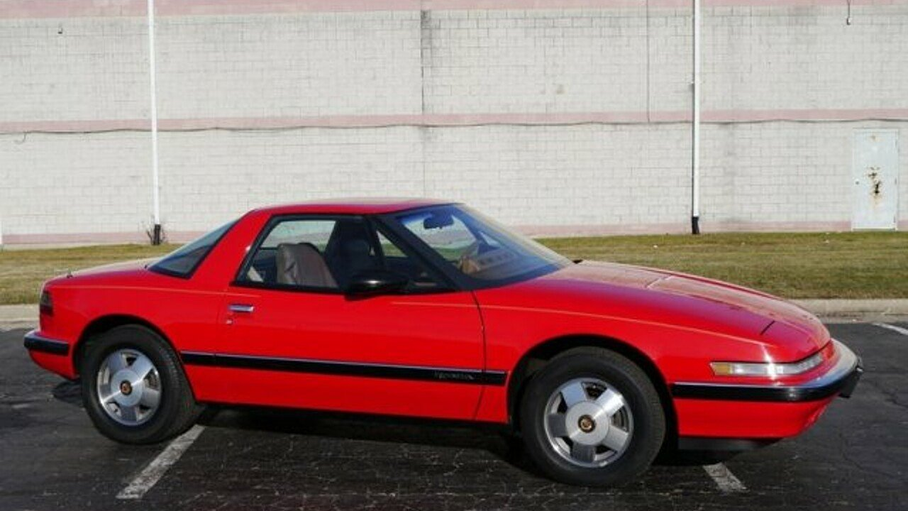 1988 Buick Reatta Coupe for sale 100868788