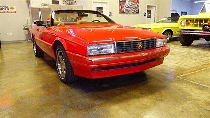 1988 Cadillac Allante for sale 100789002