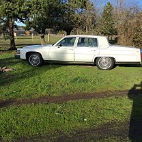 1988 Cadillac Brougham for sale 100762135