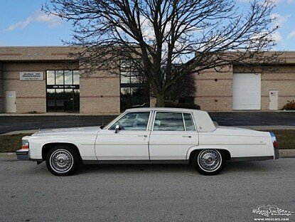 1988 Cadillac Brougham for sale 100868756