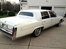 1988 Cadillac Fleetwood for sale 100780588
