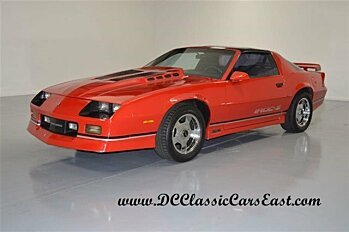1988 Chevrolet Camaro Coupe for sale 100839753