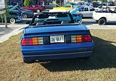 1988 Chevrolet Camaro for sale 100923299