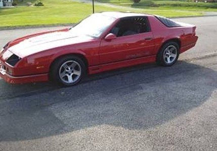 1988 Chevrolet Camaro Coupe for sale 101024609