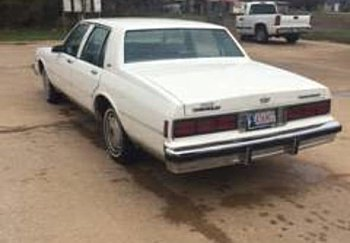 1988 Chevrolet Caprice for sale 100792274