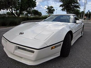 1988 Chevrolet Corvette Convertible for sale 100797412
