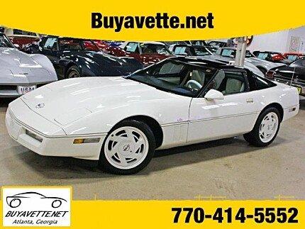 1988 Chevrolet Corvette Coupe for sale 100930303