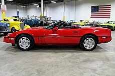 1988 Chevrolet Corvette Convertible for sale 100974805