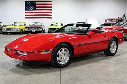 1988 Chevrolet Corvette Convertible for sale 100974805