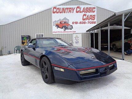 1988 Chevrolet Corvette for sale 101020618