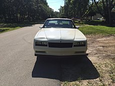1988 Chevrolet Monte Carlo SS for sale 100774446