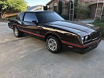 1988 Chevrolet Monte Carlo SS for sale 101057328