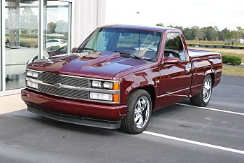 1988 Chevrolet Silverado and other C/K1500 2WD Regular Cab for sale 100818837