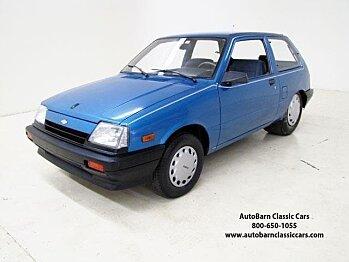 1988 Chevrolet Sprint ER 2-Door Hatchback for sale 100731279